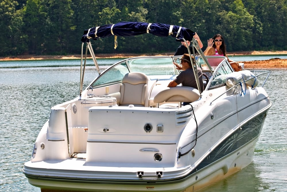 boat representing boat insurance